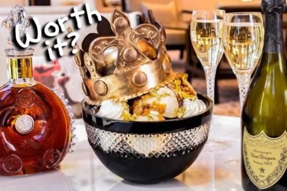 Have $1,000 to spend? Well, there's an ice cream sundae with your name on it. http://t.co/YNinOwbu08 http://t.co/nzpCSQboj3