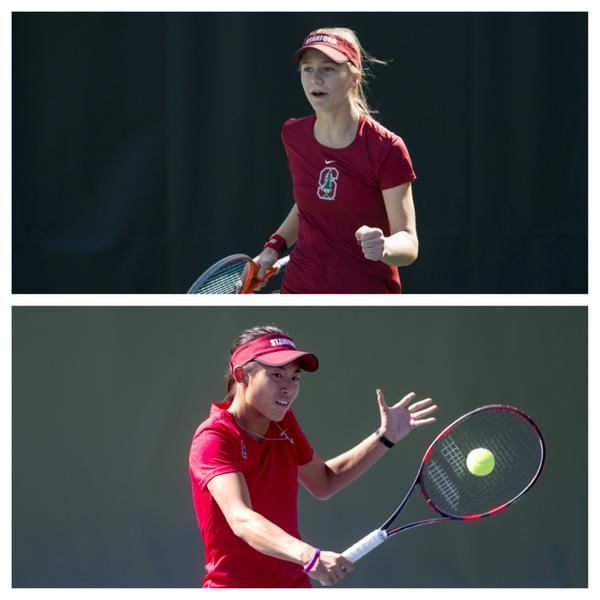 "Stanford Women's Tennis on Twitter: ""ITA All-American ..."