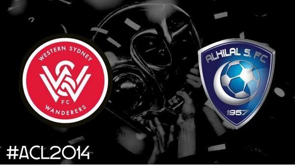 #ACL2014 POLL | Who will win the 2014 AFC Champions League Final?  Retweet for Al Hilal Favourite for Western Sydney http://t.co/5bqXcScHU1