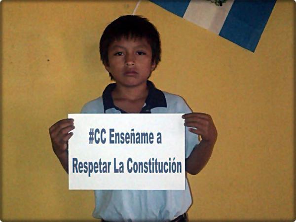 Thumbnail for #CCProtejanConstitución: Jóvenes envían mensaje a la CC