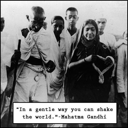 6 #Gandhijayanti Status, Tweets Trending on Twitter