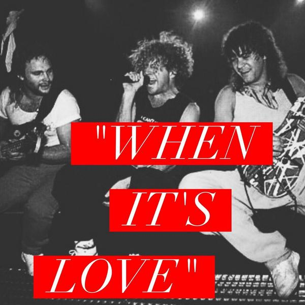 "In honor of National Music Day, #2 on the #VanHalenCountdown is ""When It's Love"", this song never gets old! http://t.co/qMBluaagfQ"