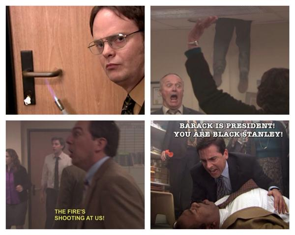 Hurricane Guide By Dwight Schrute
