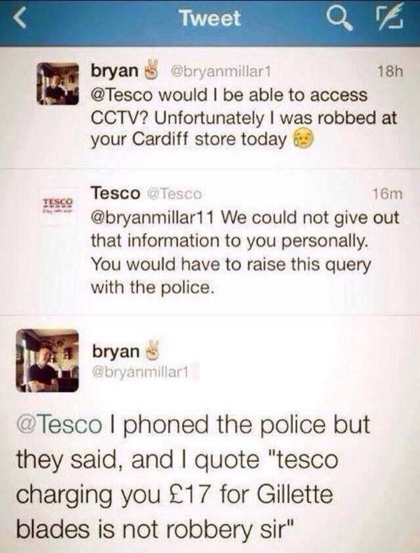 and this is how humans win over brands. GOLD.   RT @Renzo_Soprano: Twitter never fails to entertain. http://t.co/zcc8VF7hni