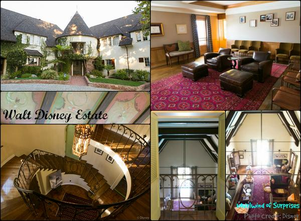 Exclusive tour of Walt Disney Estate