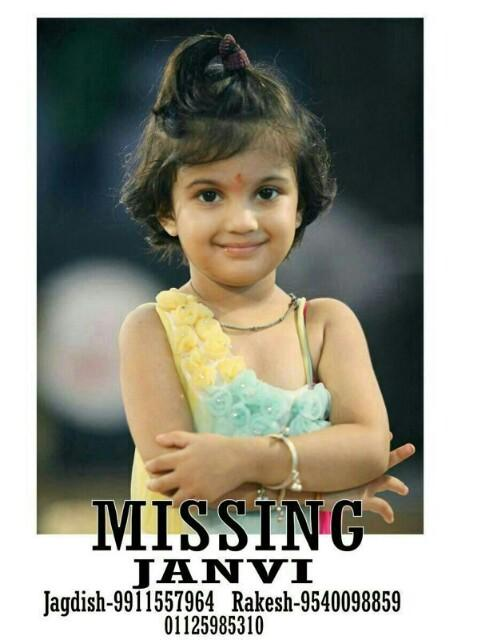 Please RT for this missing cute girl from Delhi INDIA GATE since 28th September @SrBachchan @ShashiTharoor @BDUTT http://t.co/crSx85uXRn