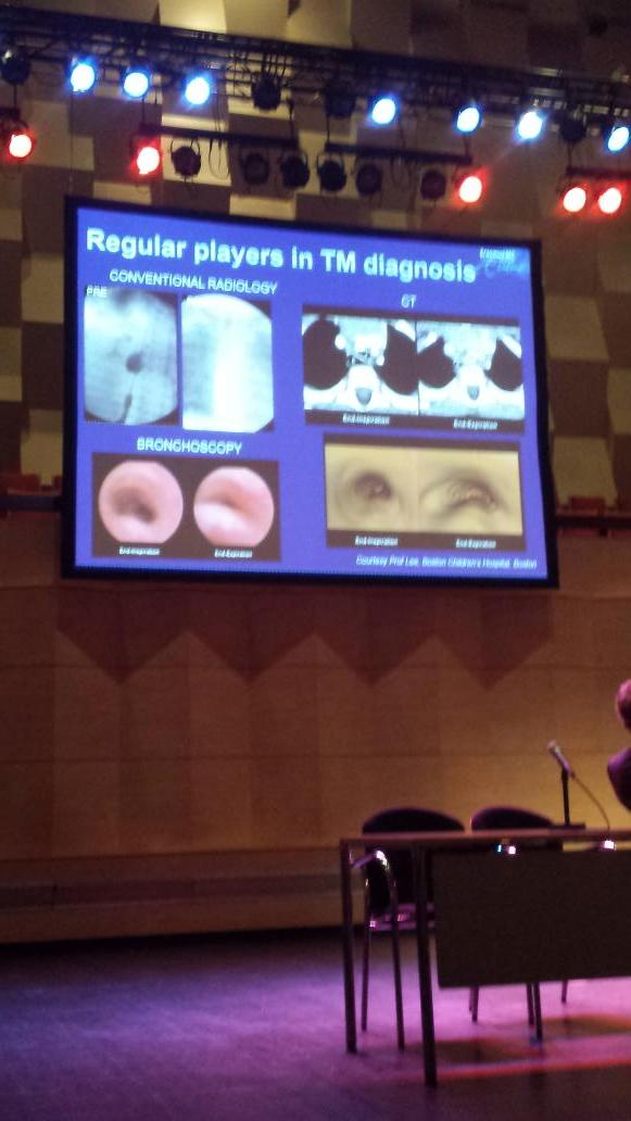 Regular players in #diagnosing #Tracheamalacia #inoea #inoeaconf14 and the new player #MRI http://t.co/IOQQ1d08gg