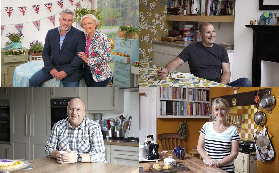#TheGreatBritishBakeOff semi-finalists cooked up their entrees to get a place in the final 8.8m tuned in last night http://t.co/tScj3mv7z5