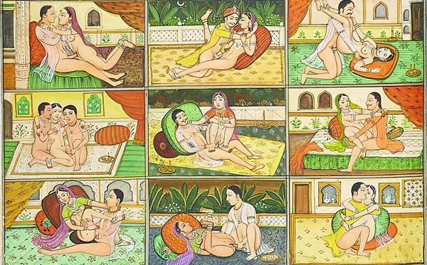 Kama sutra l'art d'aimer une femme