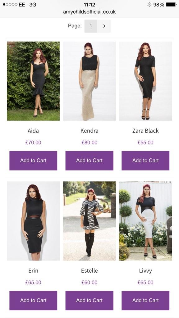 Here are just some of the brand new autumn winter dresses that have just come online to http://t.co/EiUZ3g4sfI 💗💗💗 http://t.co/aGY4V0lMvr