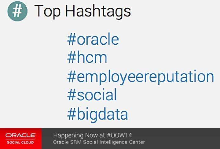 Oracle Social on Twitter: