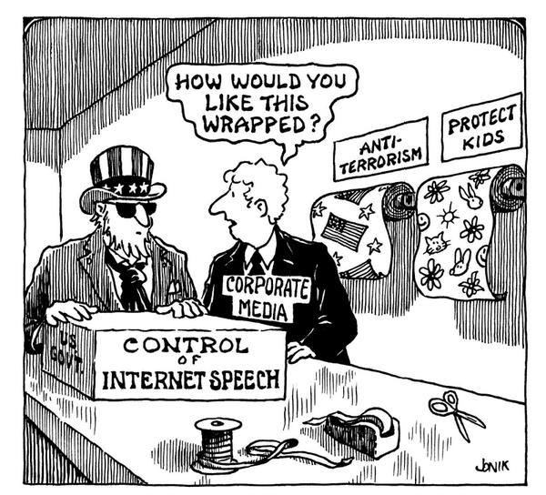 With the 1st #CryptoWars 2.0 volleys lobbed it seems fitting to bring out a classic cartoon. HT weasel http://t.co/bnfXl3nTVl