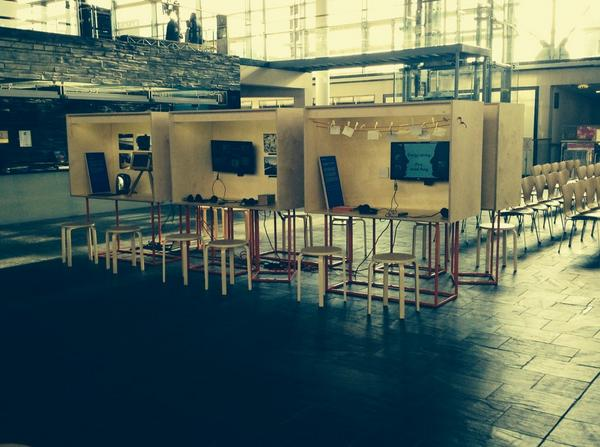 An exhibition by @EnergyBiography is at the #Senedd until tomorrow. Don't miss it. #asenseofenergy http://t.co/07GlIpayoZ