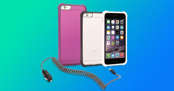 Win this #iPhone6StarterKit! To enter, follow @GriffinTech and retweet. We'll pick a winner at 4pm CDT on 10/3. http://t.co/9JYIF0fzKu