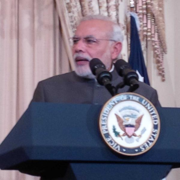 India's @NarendraModi wins my 'most effective leader' @UN summit award; inspiring the world to look at India anew http://t.co/DEaZypPxLQ