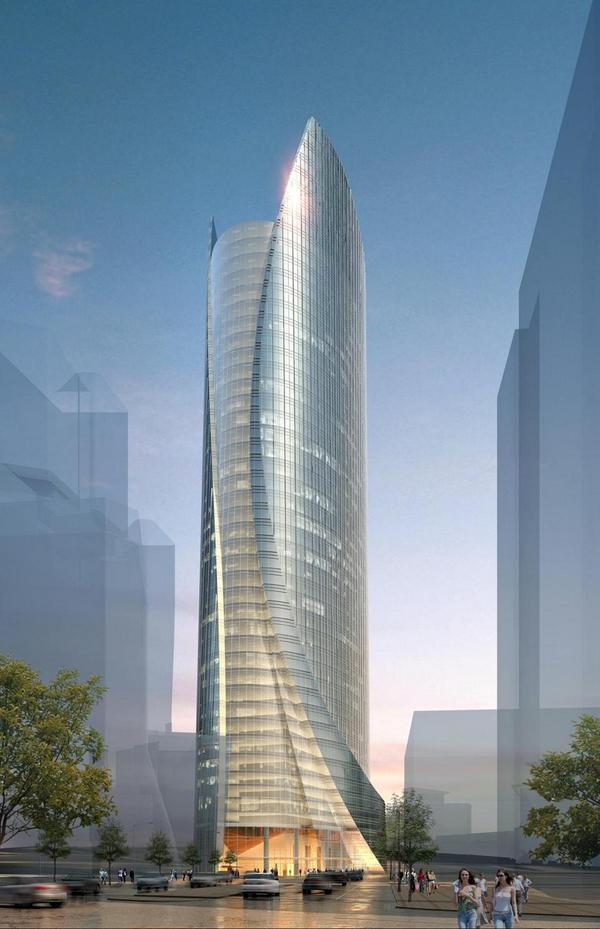 The Boston Globe On Twitter Photos Proposed Tower At Government