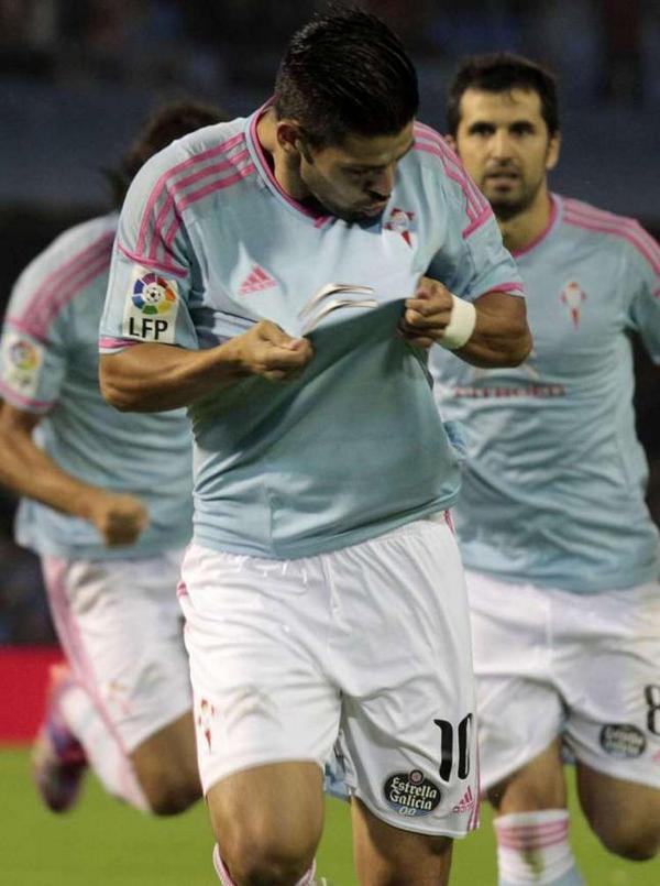 """Nolito, en @RadioVigo: """"Prefiero ir a Europa con el Celta que a la Selección"""". Enorme! http://t.co/5MPCKJkuQ9"""
