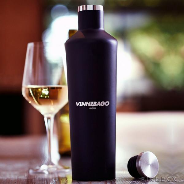 WIN: The Vinnebago keeps hot drinks steamy AND classy for 12 hours. RT to enter #FBvinnebago http://t.co/R5BtebkRlU http://t.co/nzUT5i7vGS