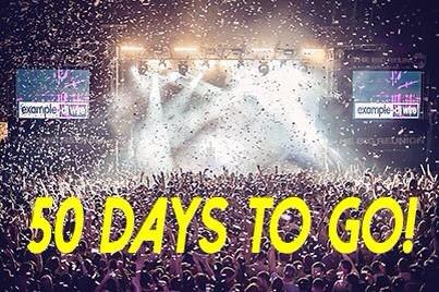 50 Days To Go! #50daystogo #countdown #TBR2014 @club1830 @Escapades_UK http://t.co/Hwijng4ybp