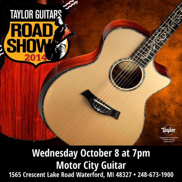 Motor city guitar motorcityguitar twitter for Motor city guitar waterford