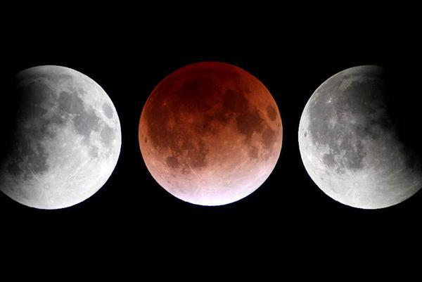 El próximo miércoles 8 de octubre habrá #Eclipse total de Luna: http://t.co/DC9BpZs3Oa http://t.co/LuNhvnn9SC