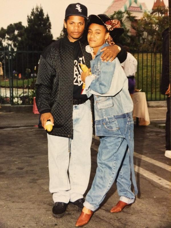 Image result for jada pinkett smith eazy e