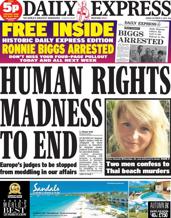 "Grateful that we've got to the end of this terrible time in which we thought ""humans"" had ""rights"". MT @suttonnick http://t.co/hjSyq8lvG5"