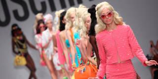 These pictures prove the Barbie look will be huge next season? Right? http://t.co/tCZtAkN8DF? http://t.co/n2JG8yonbM