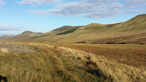 Cracking afternoon walking in the #pentlands #flodderstone @walkhighlands http://t.co/RbFa7seSme