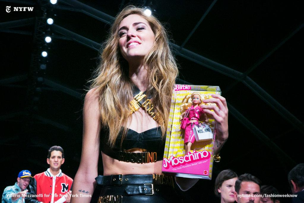 Barbie: the latest fashion muse? http://t.co/kbwEYRHl0S http://t.co/HUQbpjAyYU