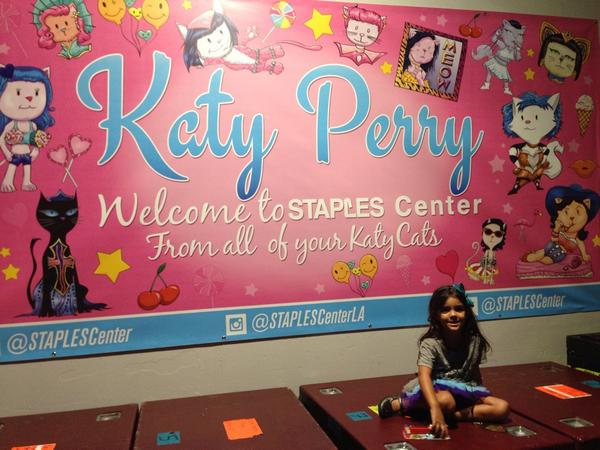 Hats off to the #KatyCats, the best and classiest fans in the world! #Proof #PWT http://t.co/k8P6NHhRPD