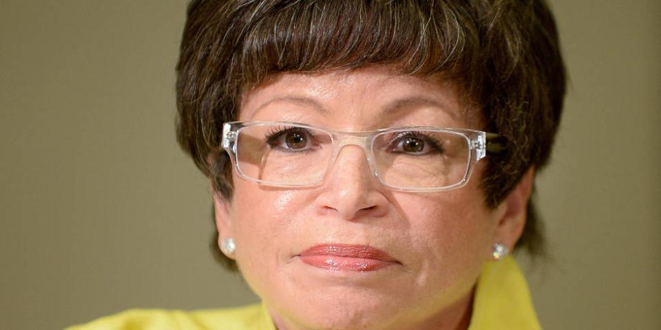 """Valerie Jarrett tells Cosmo why the White House's new """"It's On Us"""" campaign is so important: http://t.co/6j8dhzO4bd http://t.co/6K2Mc0BoLk"""