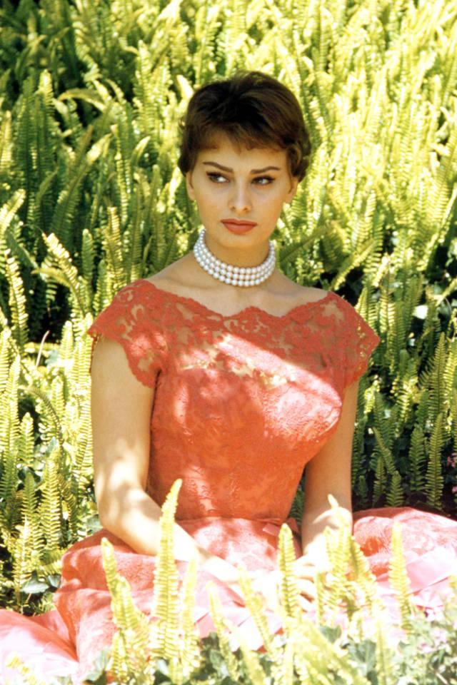 22 STUNNING photos of Sophia Loren, in honor of her 80th birthday today: http://t.co/Z4eZT9YewB http://t.co/TXM4GnR0qb