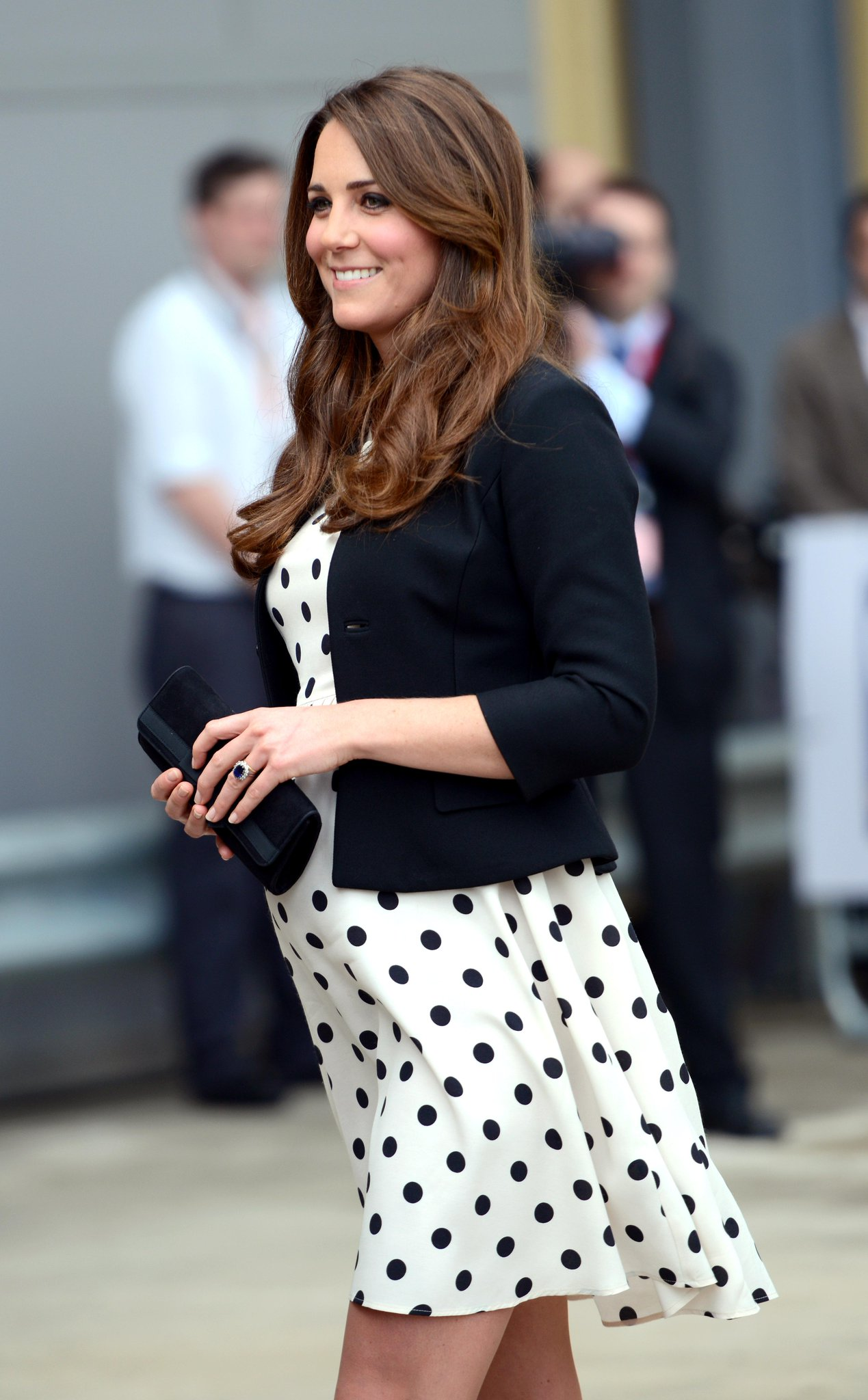 Who's excited for #royalbaby round 2? A look back at Duchess Kate's maternity style: http://t.co/8Je6I1HLYZ http://t.co/jnGtmqkwTW