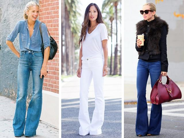 15 fresh ways to wear flare jeans: http://t.co/4TggL7SQLy http://t.co/wCP33Cv4wa