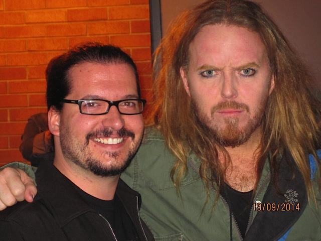 Scott Pietrangelo On Twitter Pretty Awesome Meeting The Original Rockandrollnerd Last Night Thanks For A Memorable Experience Timminchin Http T Co Bkueekrxih