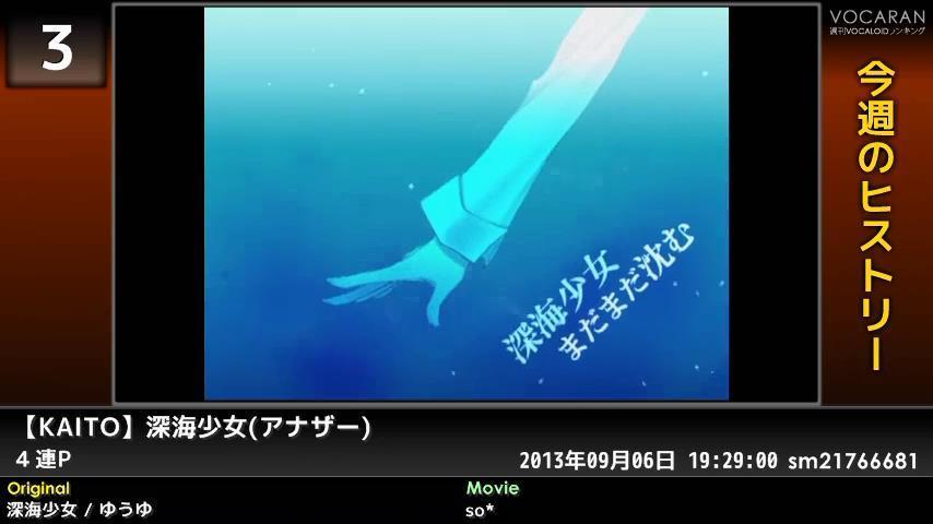 週刊VOCALOIDとUTAUランキング #363・305 [Vocaloid Weekly Ranking #363] ByCMjJqCIAAFBuB