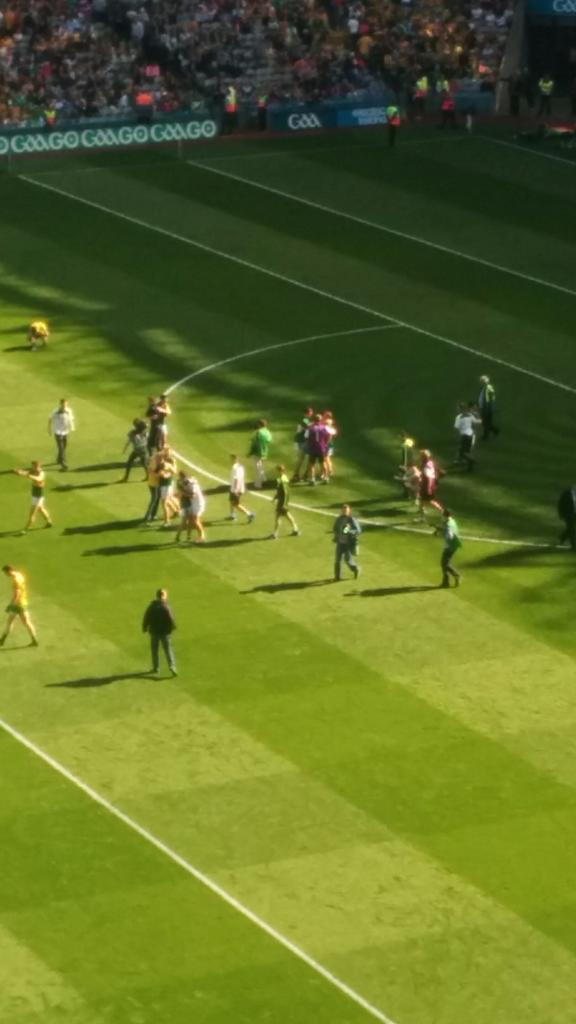 Yes. We're All Ireland Minor Champions for the first time in 20 years http://t.co/fQ1u1yvui3