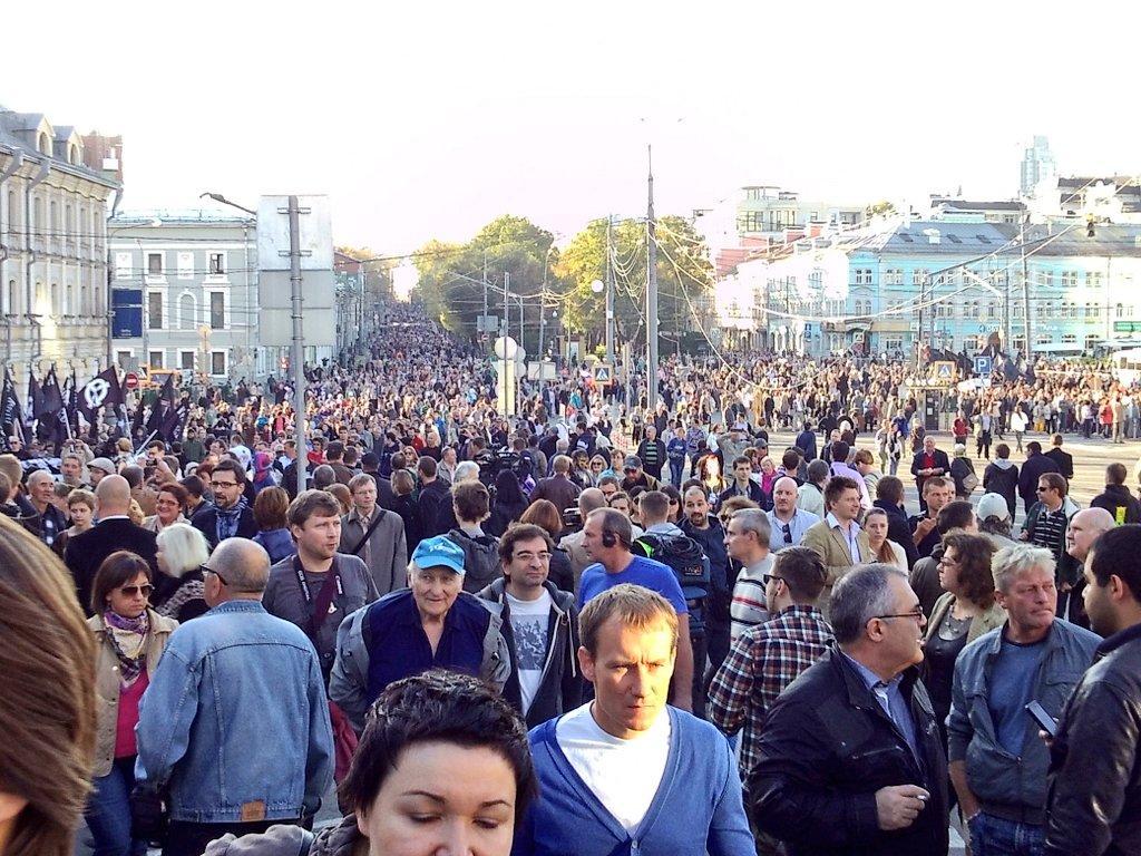 """""""Вместе мы вернем мир"""": Климкин поблагодарил россиян, которые вышли на Марш мира - Цензор.НЕТ 8652"""