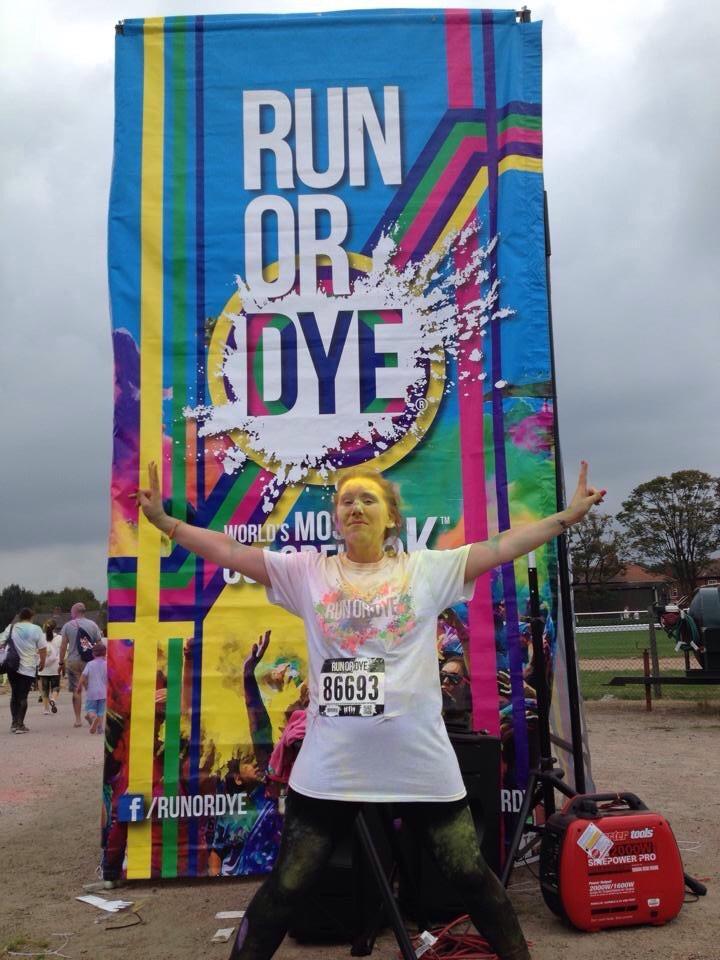 "RT @steveparry62: @msm4rsh Kym cud u RT this 2 raise awareness for ""Cystic Fibrosis"" my daughter done #RunOrDye at Aintree Rc yesterday htt…"
