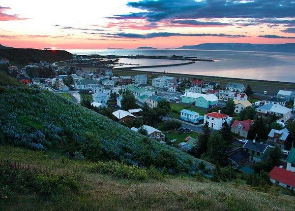 Ingvi H. Ómarsson. 'Lead Learner' (vantar betra orð) við Grunnskóla Skagafjarðar. (Mynd: Óli Arnar). #menntaspjall http://t.co/loq70nOGSt