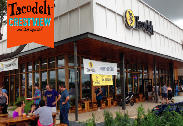We're thrilled to announce that our Crestview location is now open! A huge thank you for all of your support! http://t.co/pgrfTr6sj9