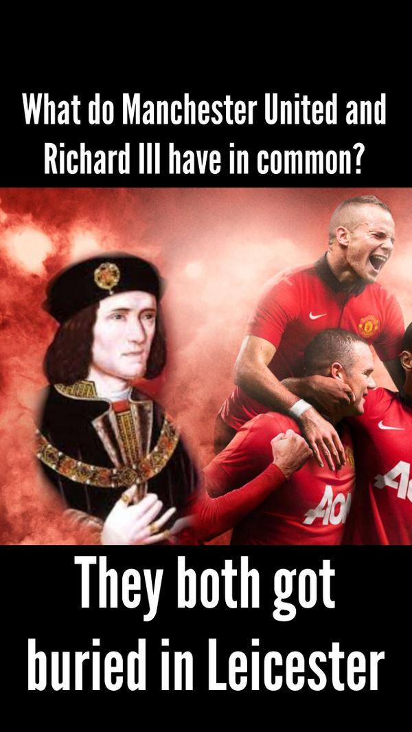 Jokes Begin After Leicester City Win Against Man Utd Central Itv News