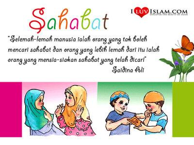 Kata Bijak Persahabatan Islami Cikimm Com
