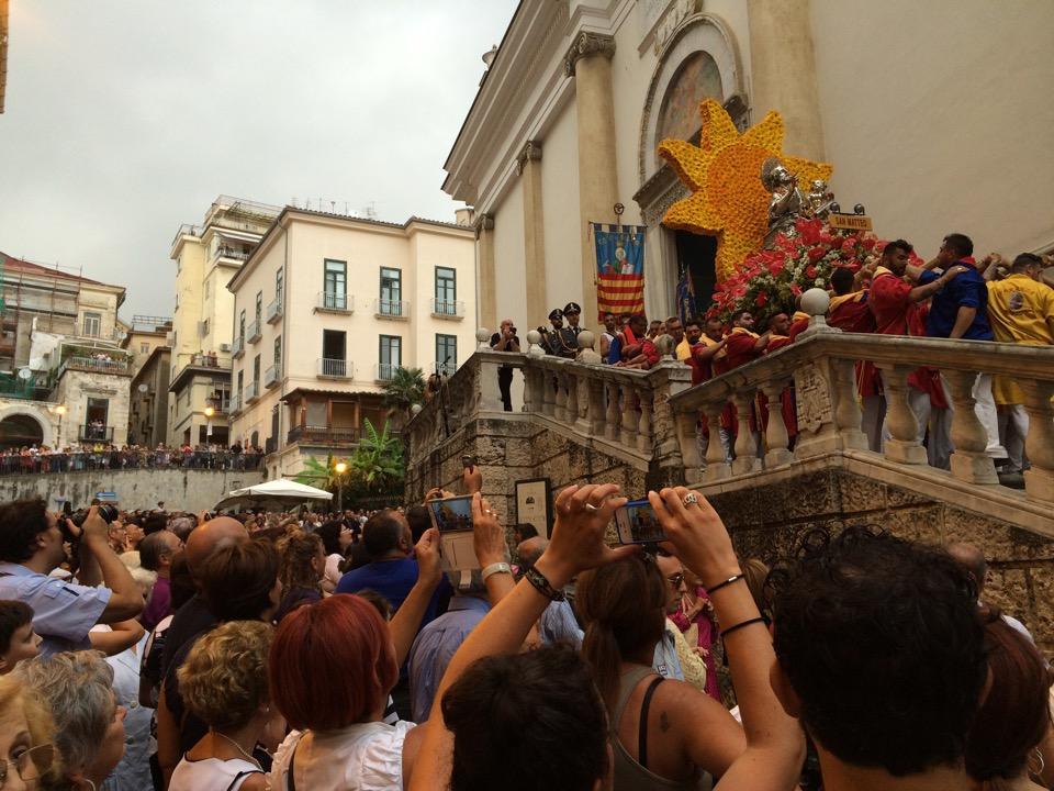 San Matteo #salerno (@ Cattedrale di Salerno in Salerno, SA) https://t.co/xd0FJzvxgS http://t.co/RkCY7lb0Ce