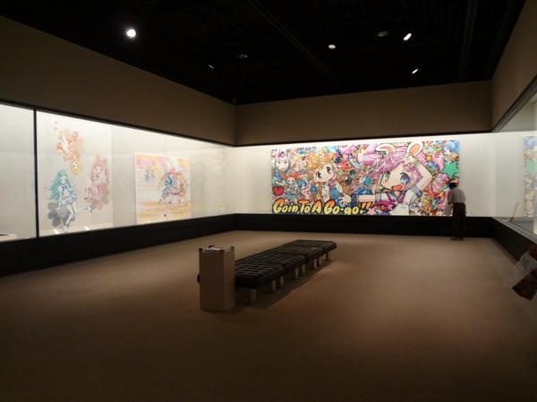 【ブログ更新】「美少女の美術史in静岡オープニング」http://t.co/95csG4q0wt 青森とはまたぜんぜん印象のちがう展示でした!  http://t.co/m6bG57e0wd