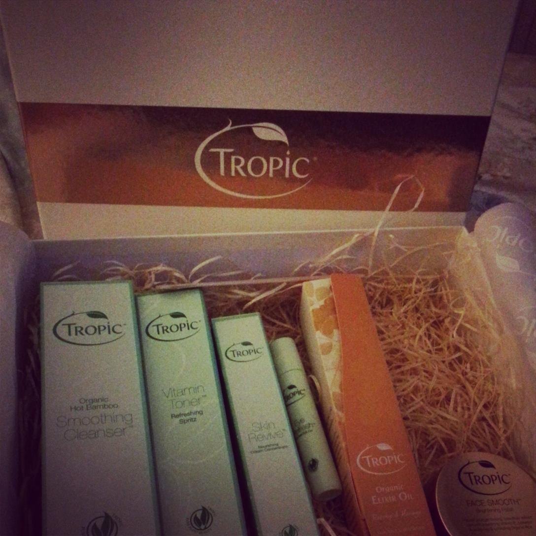 RT @hair_at_48: @Lord_Sugar look what's arrived today! Treat for me #Tropics #Skincare. Amazing products x http://t.co/sPxphDaW9U