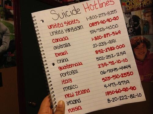✔ Retweeting this could save someone's life. ✔ http://t.co/D9Vkz4DWYS