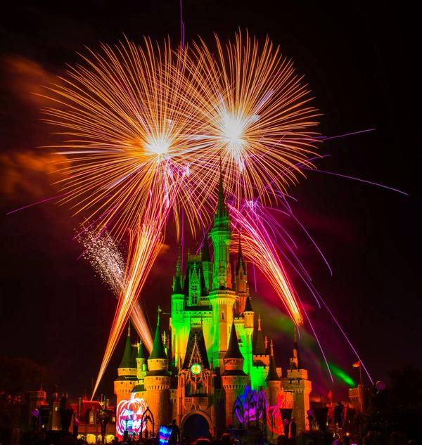 Retweet it, if you would you like to be at Mickey's not so scary Halloween party tonight! http://t.co/fjzSXjskZ1