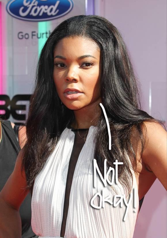 #GabrielleUnion's Nudes Are Leaked & She's So Mad She's Ready To Call The FBI!!! http://t.co/ucUaZaudmF http://t.co/S6i4QebrK7
